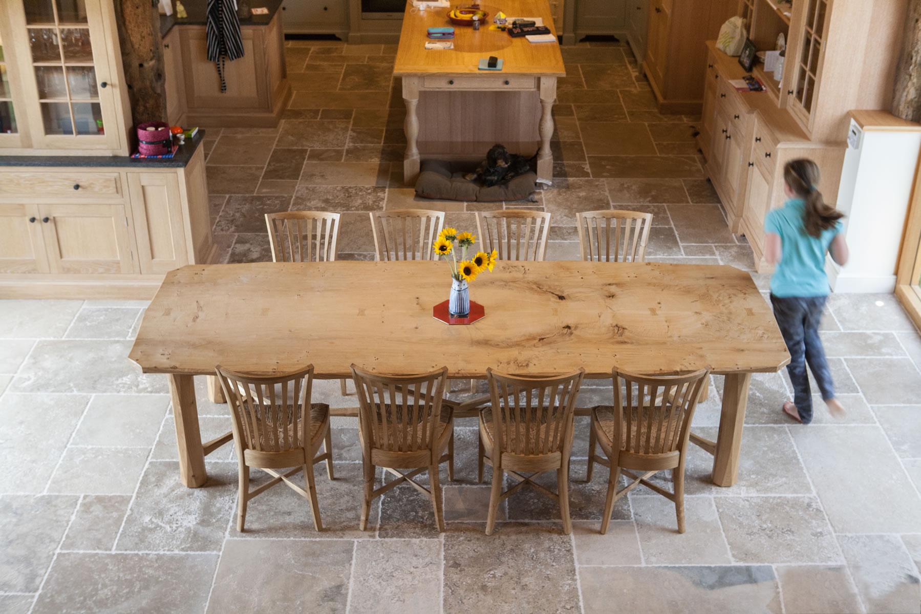 Dining Table Edward Barnsley Workshop
