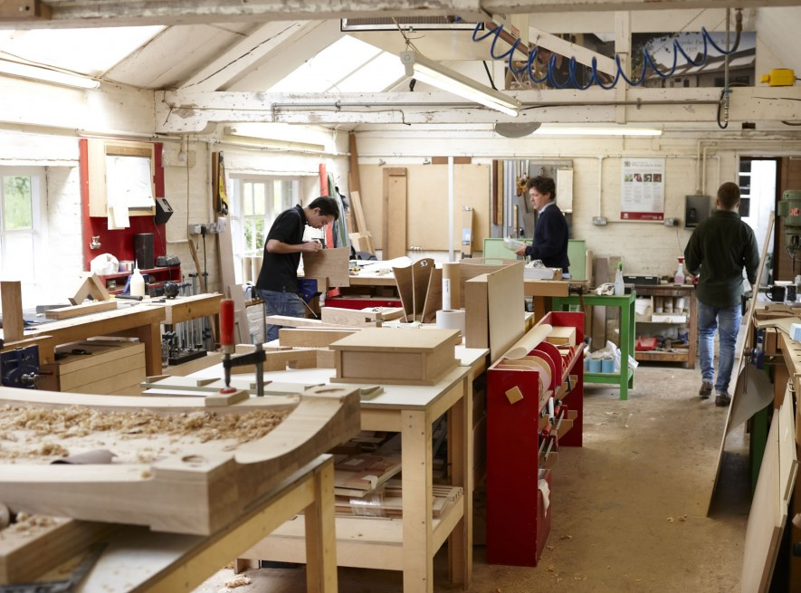 About Edward Barnsley Workshop